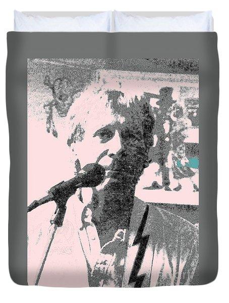 Gary Bertz Duvet Cover by Jesse Ciazza