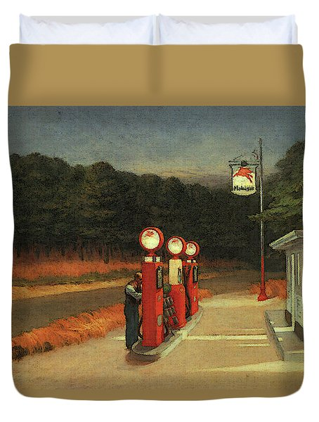 Gas  Duvet Cover
