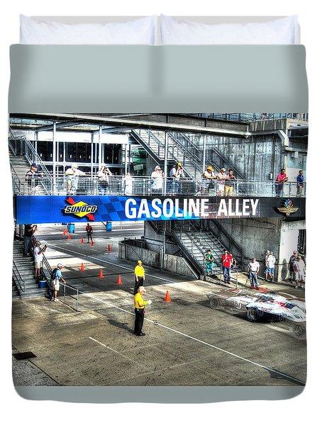 Gasoline Alley 2015 Duvet Cover