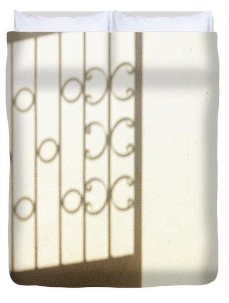 Gate Shadow Duvet Cover