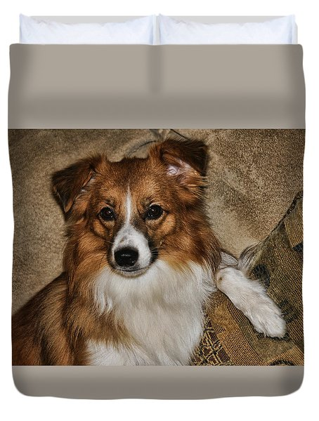 Gater Attention Duvet Cover