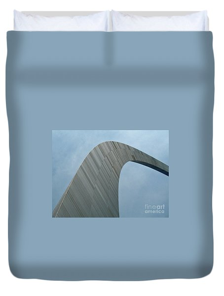 Gateway Arch Duvet Cover