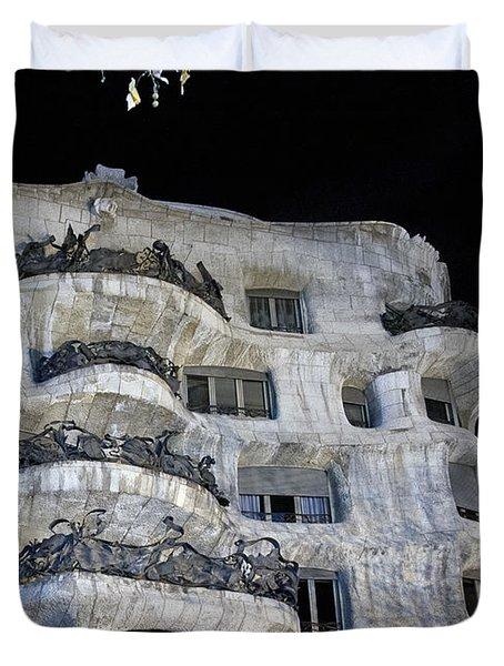 Gaudi  Duvet Cover