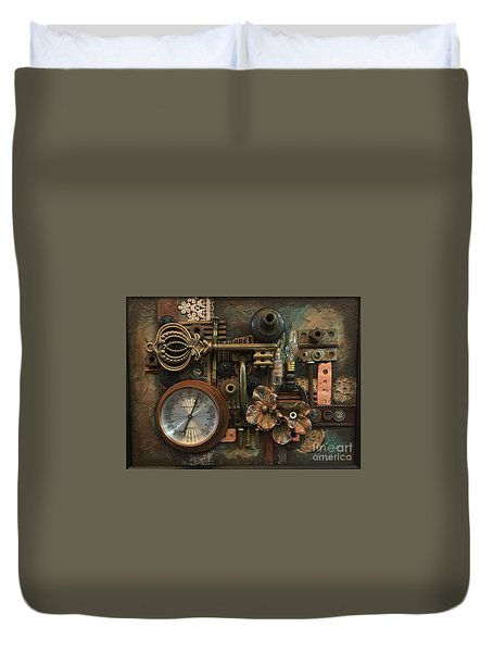 Gauge This Duvet Cover