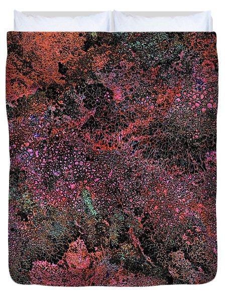 Gavarnie Lichen Duvet Cover