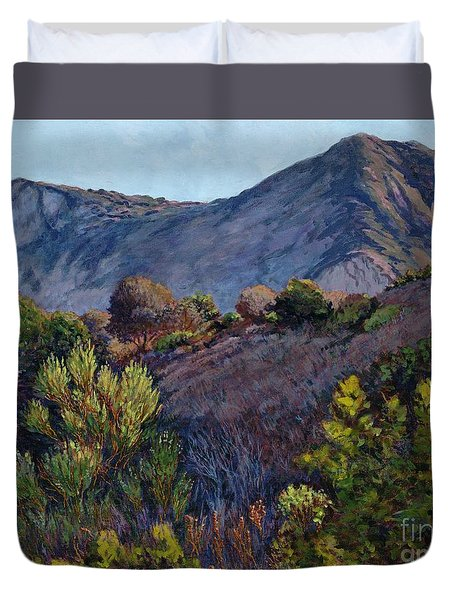 Gaviota Afternoon Duvet Cover