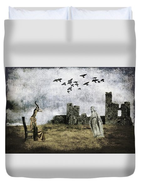 Gazella Duvet Cover