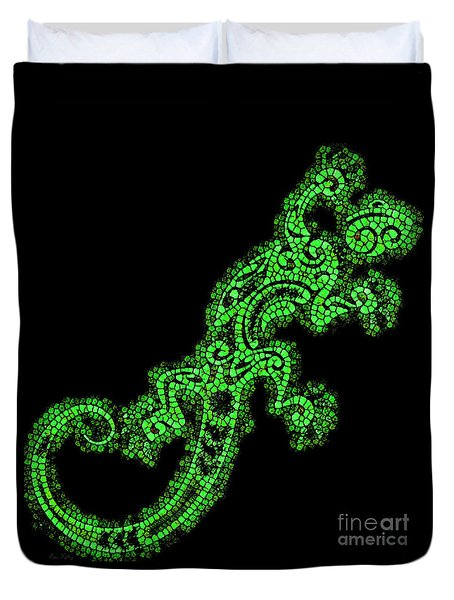 Gecko Duvet Cover