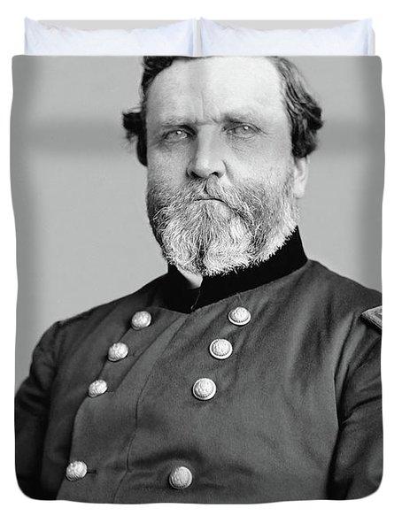 General George Thomas Duvet Cover