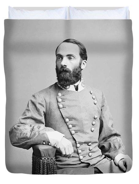 General Joseph Wheeler Duvet Cover by War Is Hell Store