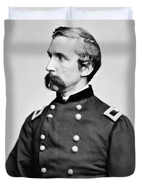 General Joshua Chamberlain  Duvet Cover