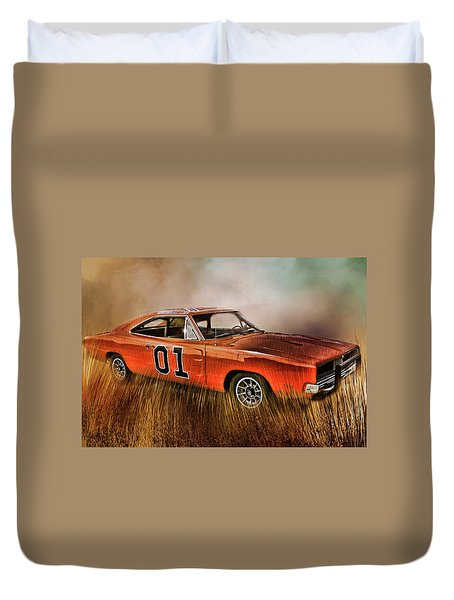 General Lee Duvet Cover