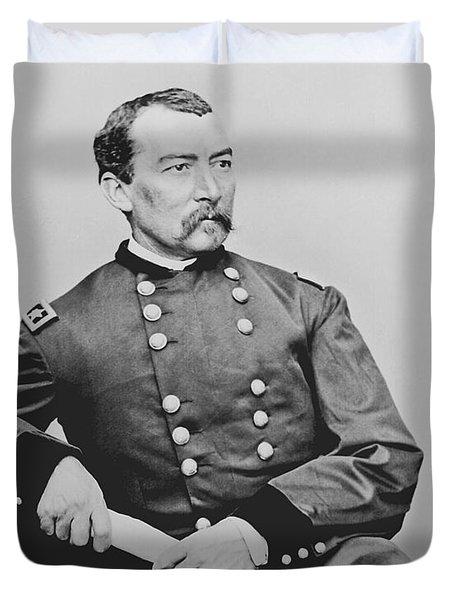 General Phil Sheridan Duvet Cover