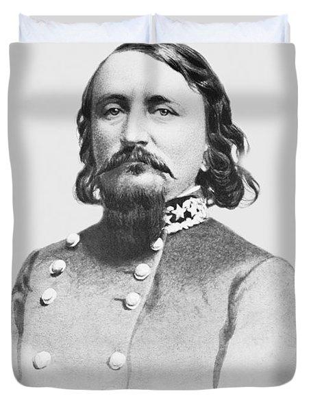 General Pickett - Csa Duvet Cover