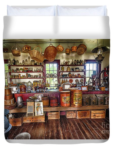General Store Alive Duvet Cover