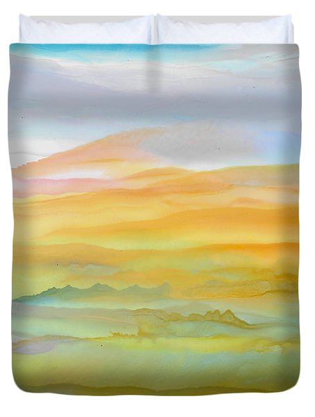 Gentle Ambiance Duvet Cover