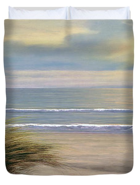 Gentle Breeze Panoramic Duvet Cover