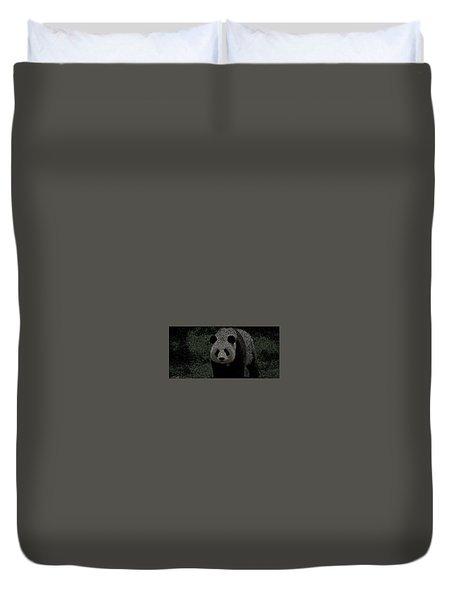 Gentle Giant Duvet Cover