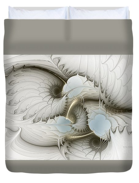 Gentle Hints Duvet Cover