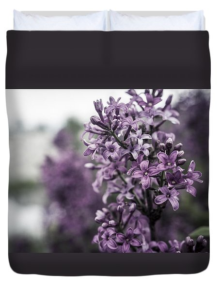 Gentle Spring Breeze Duvet Cover