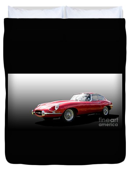 Gentlemans Express Duvet Cover