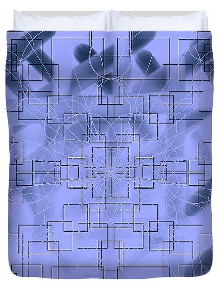 Geometrical Duvet Cover