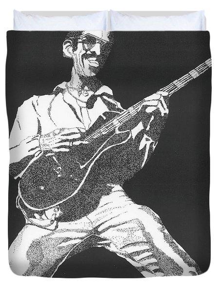 George Johnson Duvet Cover
