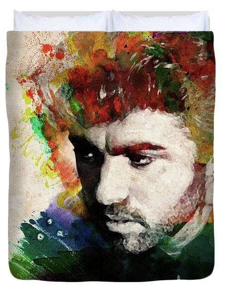 George Michael  Duvet Cover