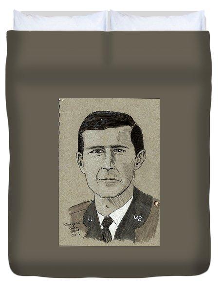 George W. Bush Duvet Cover