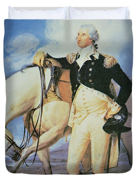 George Washington Duvet Cover by John Trumbull