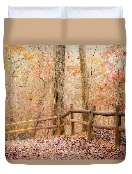 Georgia Fall Duvet Cover