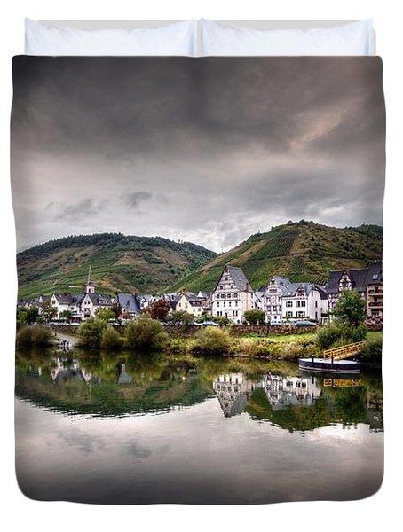 German Village Duvet Cover