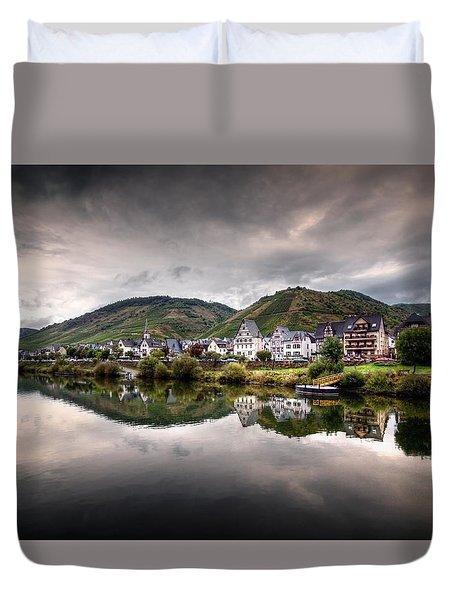 German Village Duvet Cover