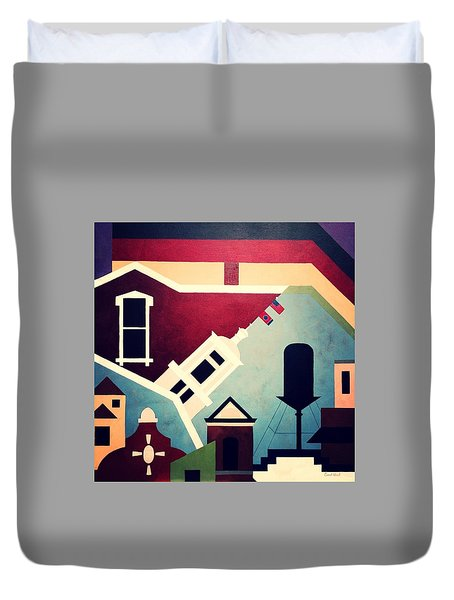Germantown Nashville Duvet Cover