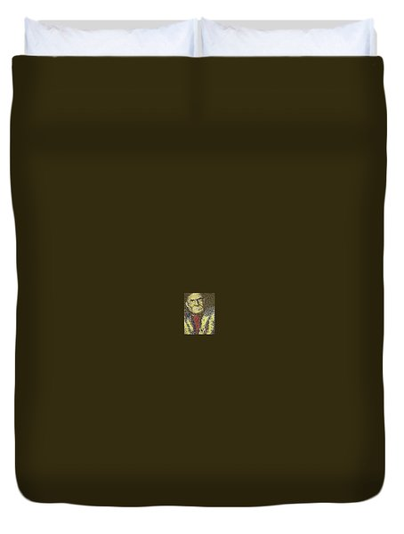 Geronimo Duvet Cover by Kevin Heaney
