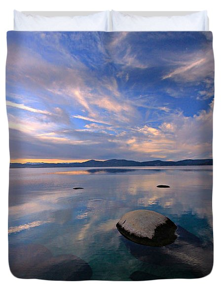 Get Into Nature Duvet Cover