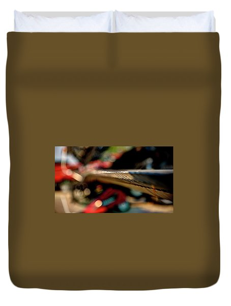Get To The Point 6734 Duvet Cover