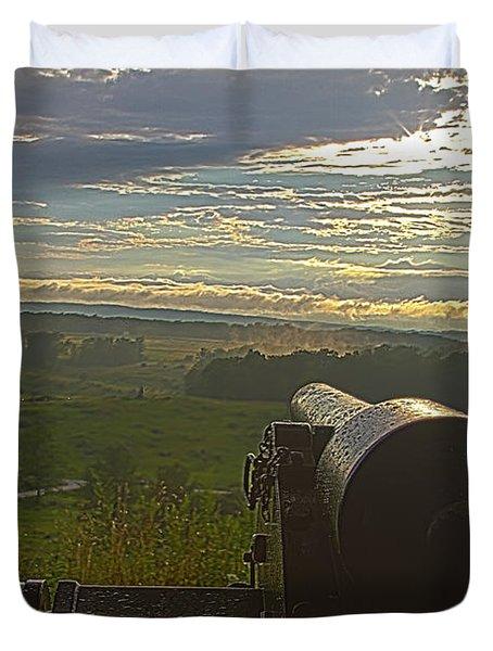 Gettysburg Canon Duvet Cover