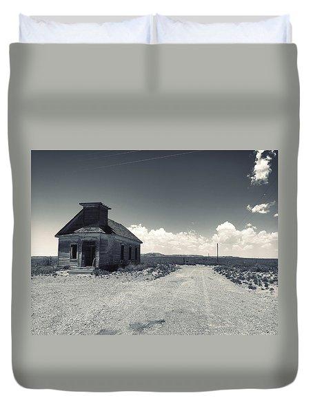 Ghost Church Duvet Cover
