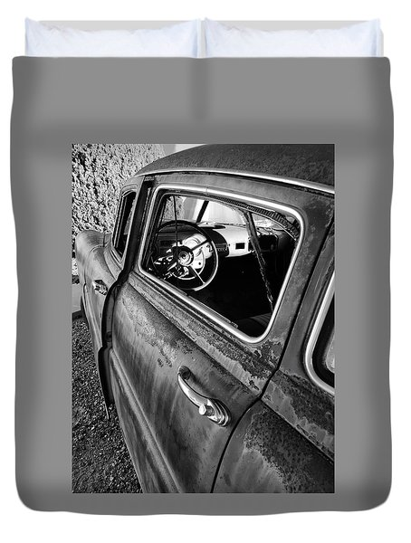 Ghost Driver Duvet Cover