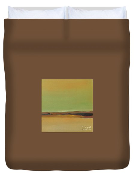 Ghost Ranch Duvet Cover