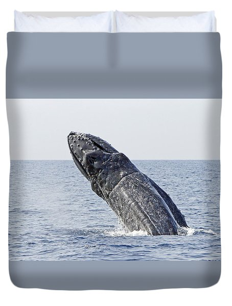 Giant Breach Duvet Cover by Shoal Hollingsworth