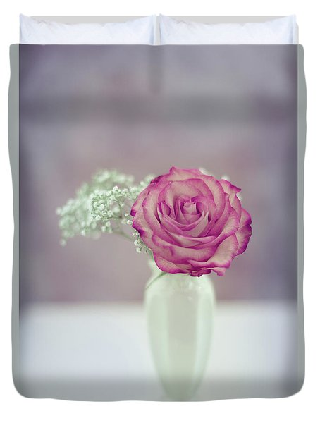 Gift Of Love Duvet Cover