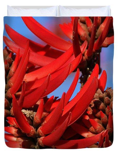 Gift Of Zimbabwe Duvet Cover by Linda Shafer