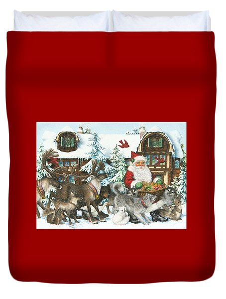 Gifts For All Duvet Cover
