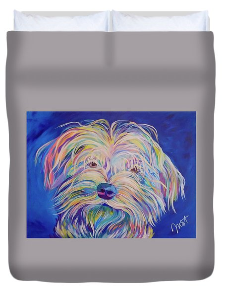 Giggy Duvet Cover