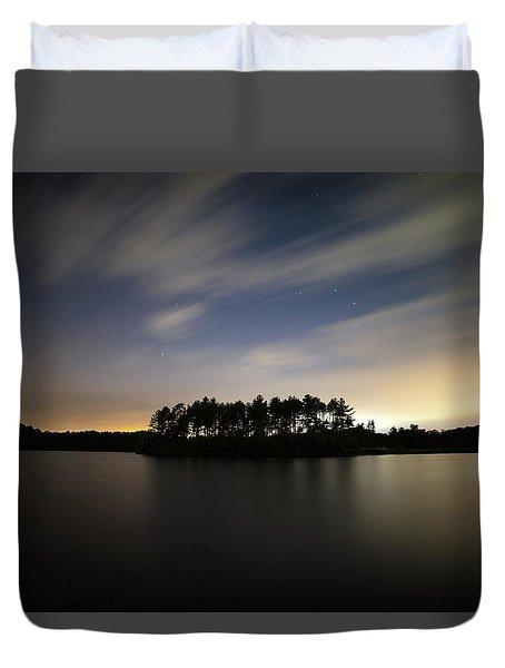 Gilligans Island  Duvet Cover