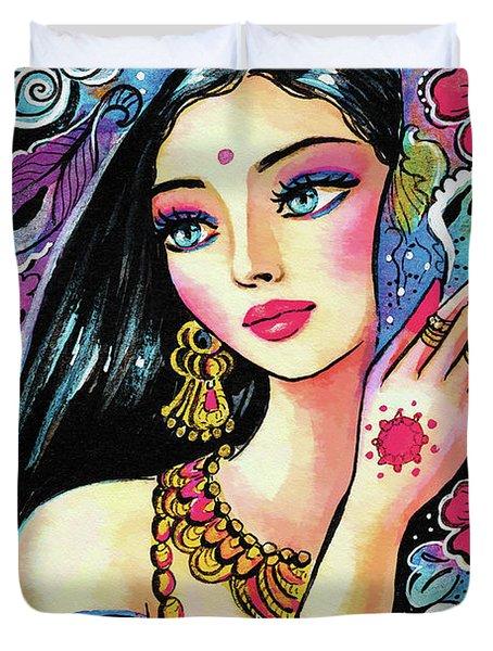 Gita Duvet Cover