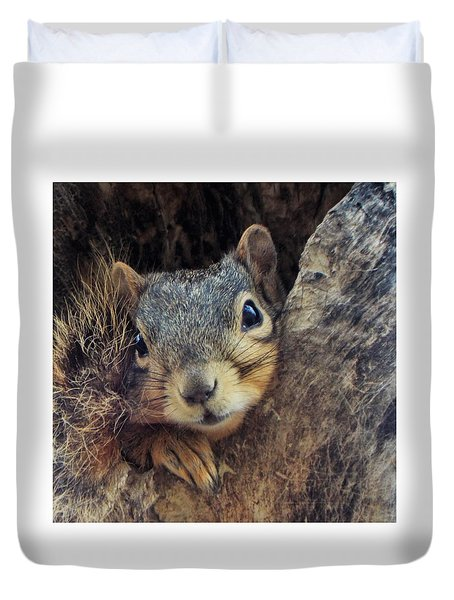 Give Me Two Minutes  Duvet Cover
