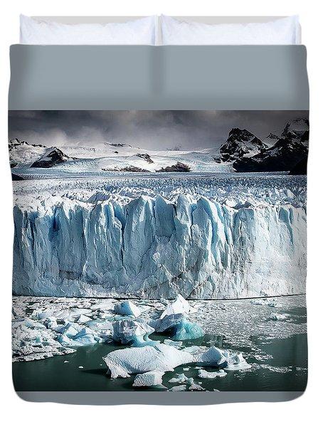 Glaciar 003 Duvet Cover